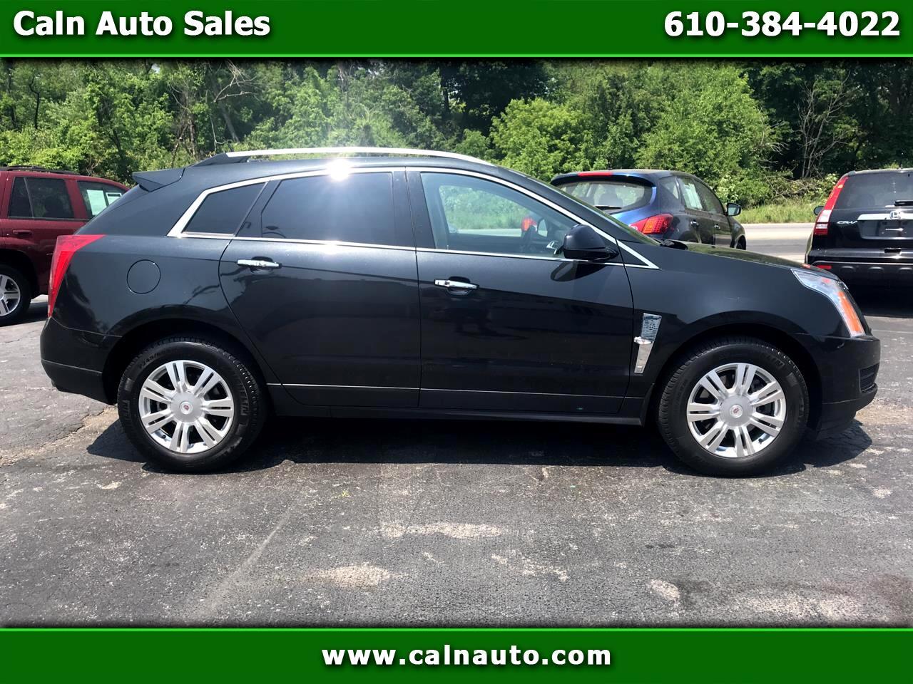 Cadillac SRX 4D SUV AWD V6 2011