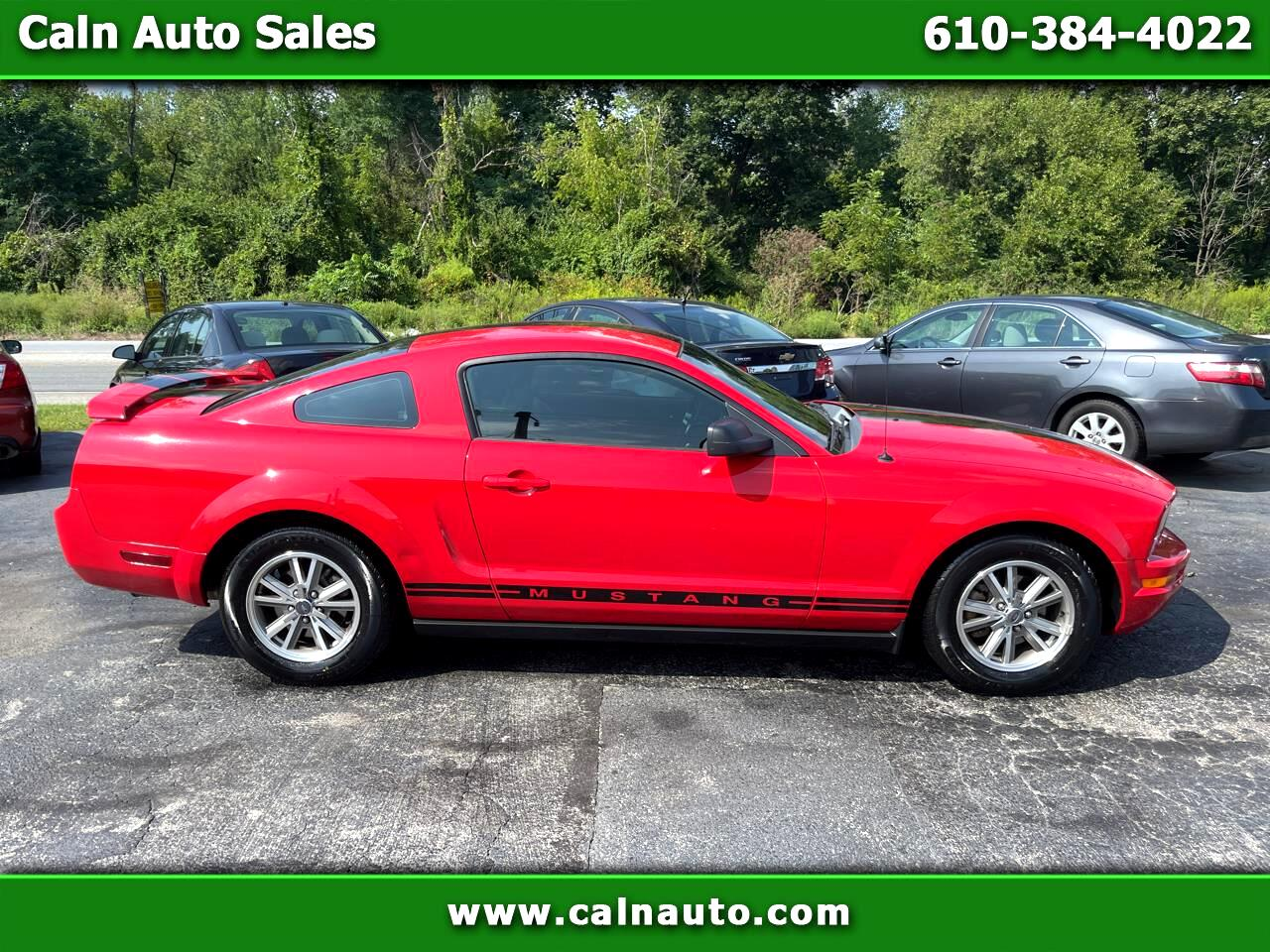 Ford Mustang 2dr Cpe Premium 2005