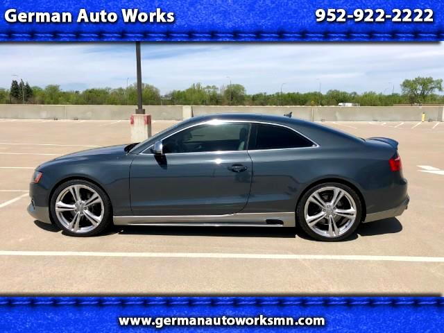 2009 Audi S5 Supercharged