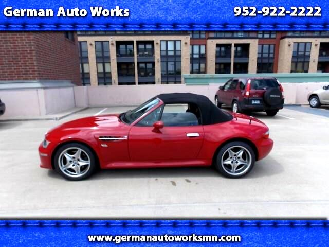 2001 BMW M Roadster M Roadster