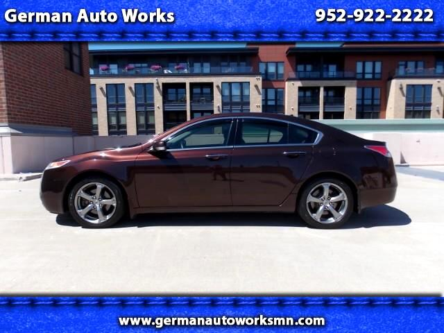 Acura TL 6-Speed MT SH-AWD with Tech Package 2010