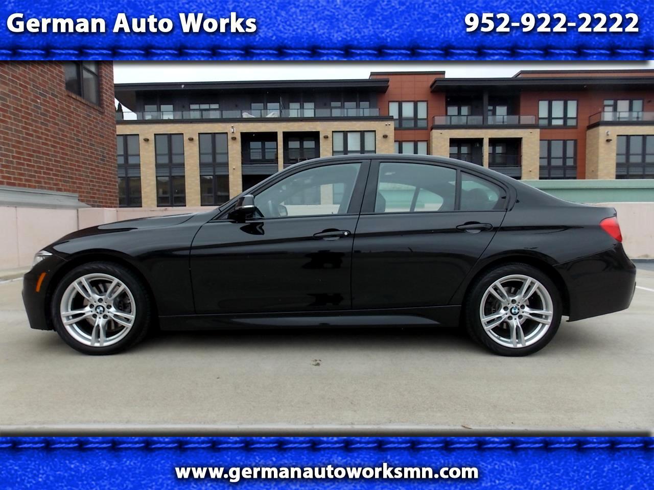 2013 BMW 3 Series 328X Drive M sport