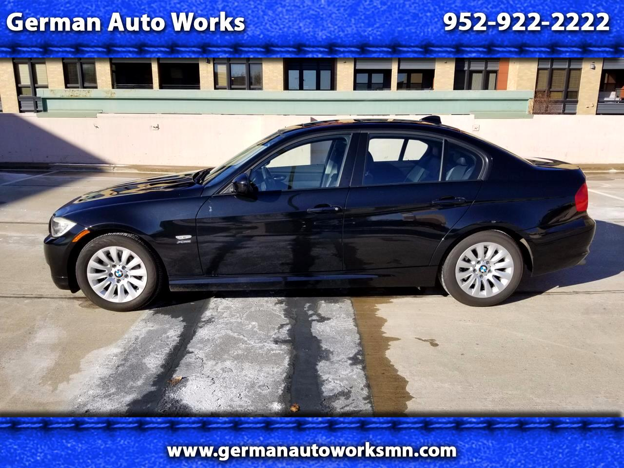 2009 BMW 3 Series 4dr Sdn 328i xDrive AWD
