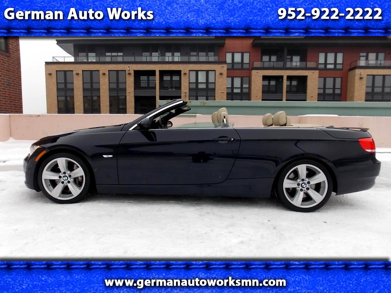 2008 BMW 3 Series 2dr Conv 335i