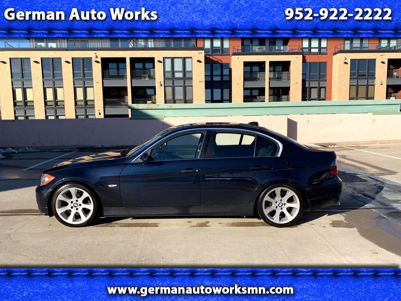 2006 BMW 3 Series 330i 4dr Sdn RWD