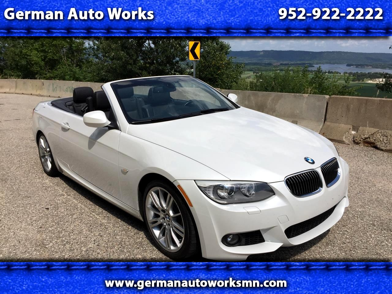 2013 BMW 3 Series 335 CIC M Sport