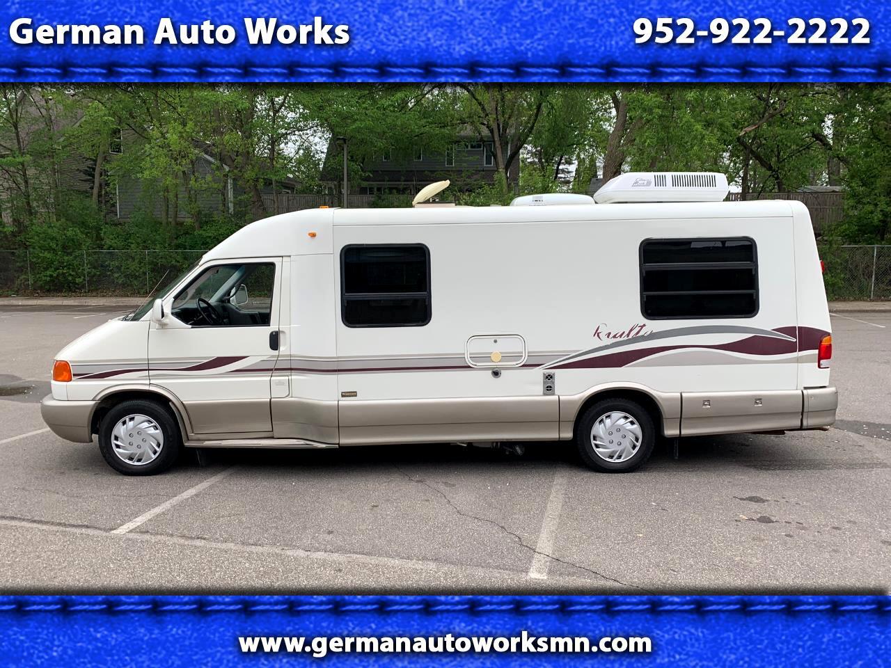 2001 Volkswagen Vanagon/Campmobile Camper Van