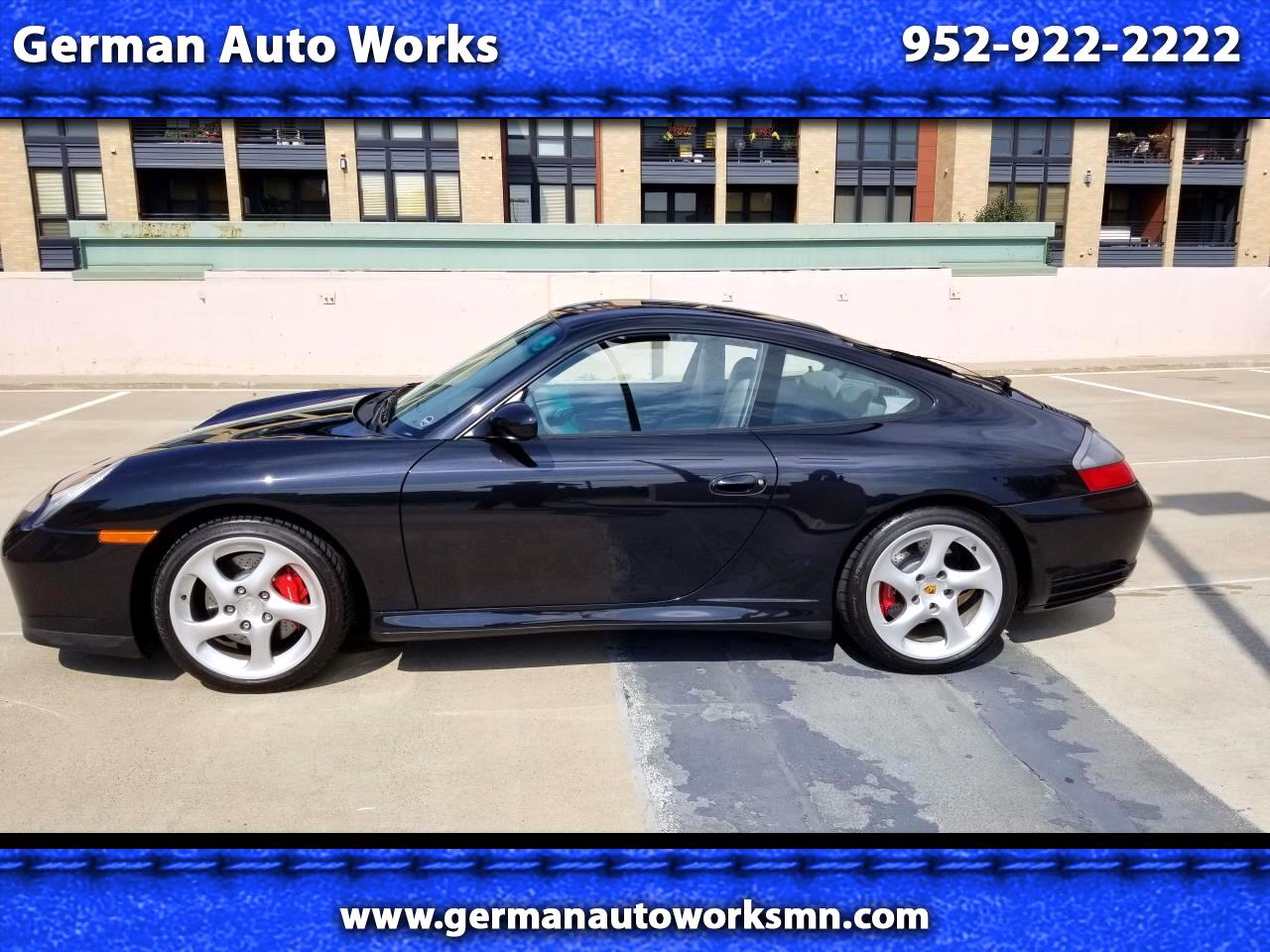 2004 Porsche 911 2dr Cpe Carrera 4S 6-Spd Manual