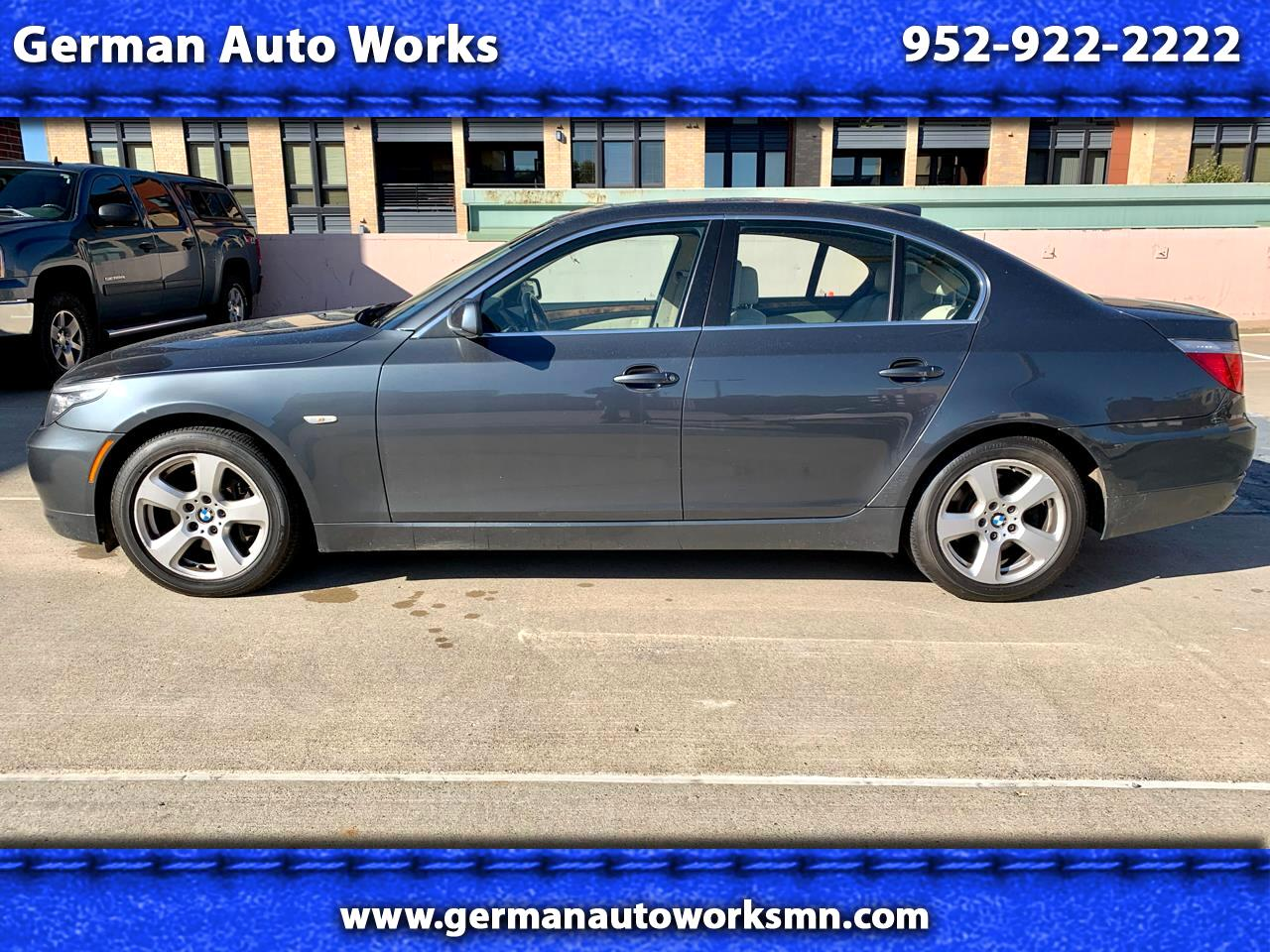 2008 BMW 5 Series 4dr Sdn 535xi AWD