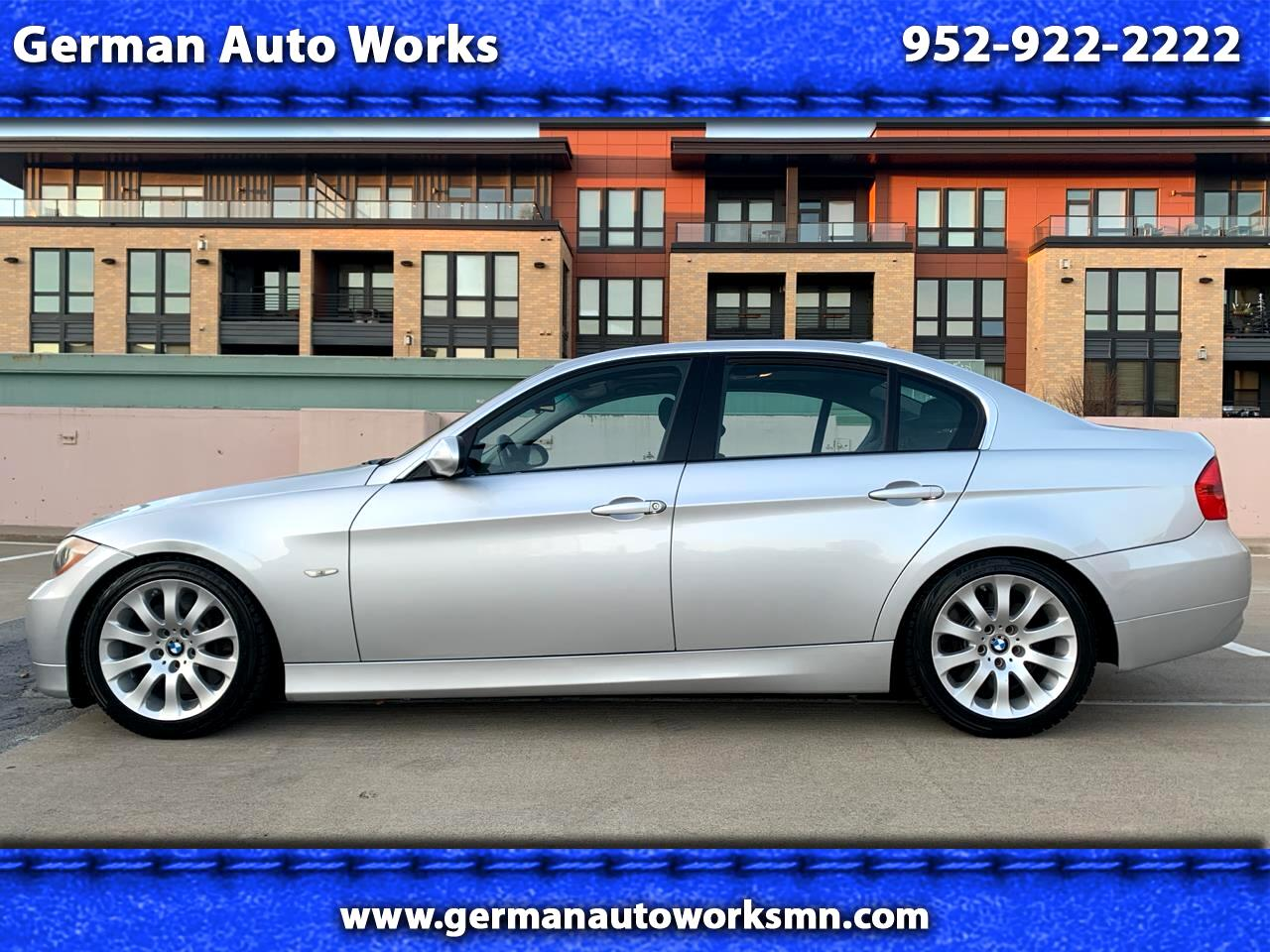 BMW 335xi Base 2008
