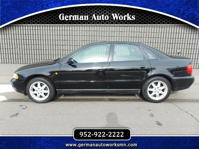 Audi A4 1.8T quattro 1998