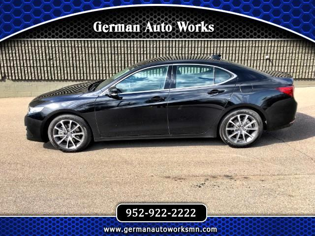 Acura TLX 9-Spd AT SH-AWD w/Advance Package 2015