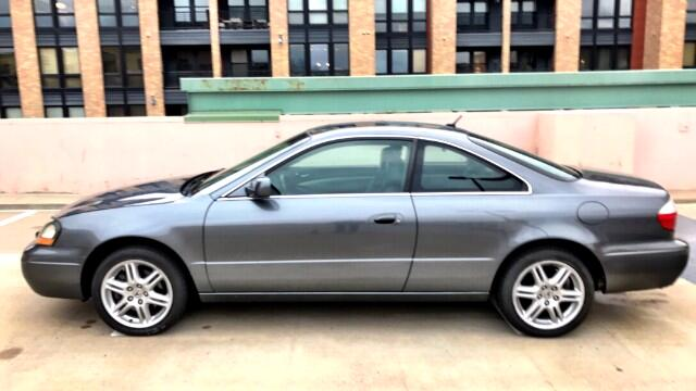 Acura CL Type-S with Navigation System 2003
