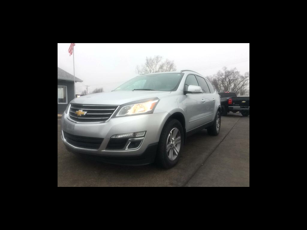 2015 Chevrolet Traverse 1LT FWD