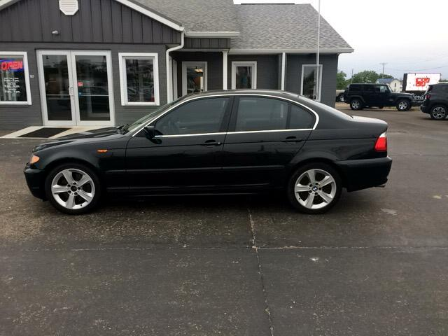 2005 BMW 3-Series 330xi Sedan