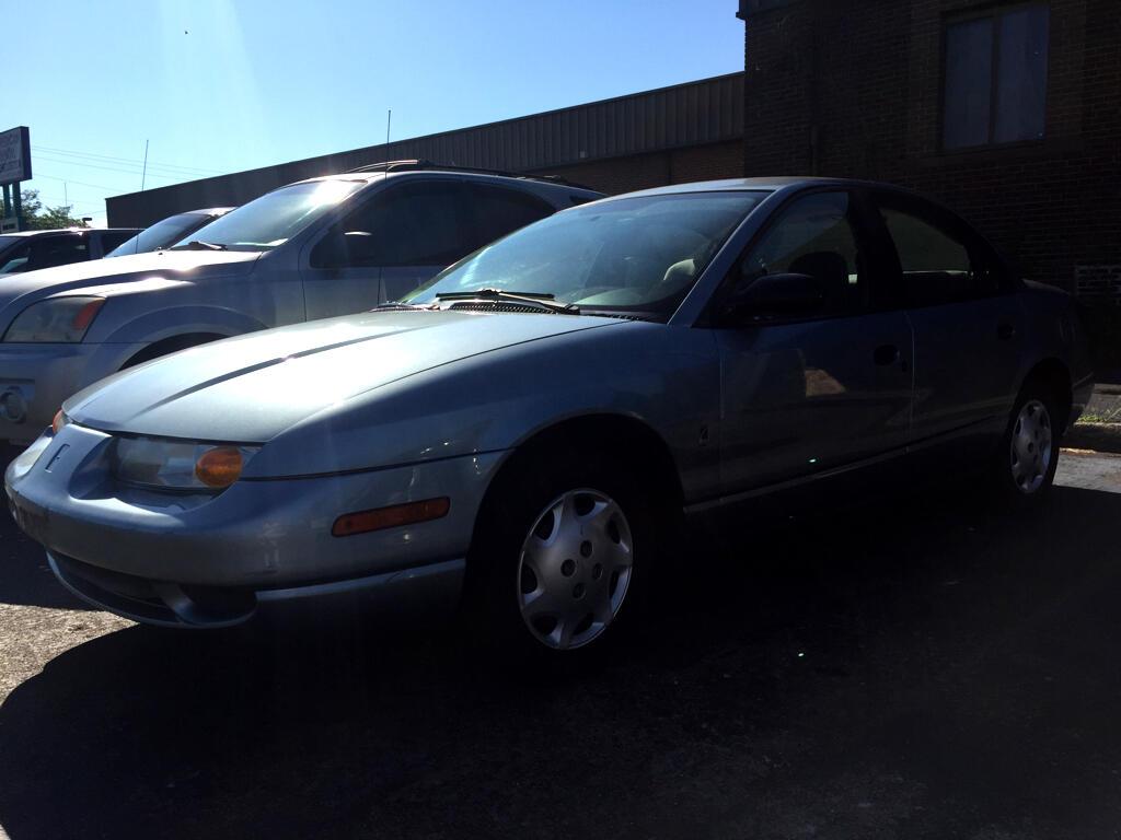 2002 Saturn SL SL1 Auto