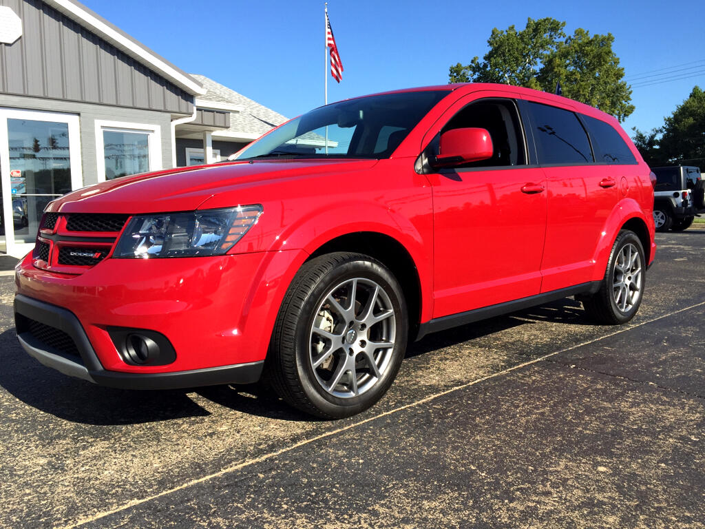 2015 Dodge Journey FWD 4dr R/T