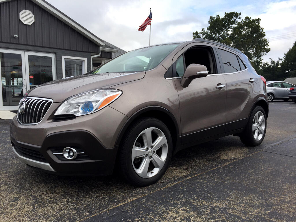 2015 Buick Encore FWD 4dr Leather