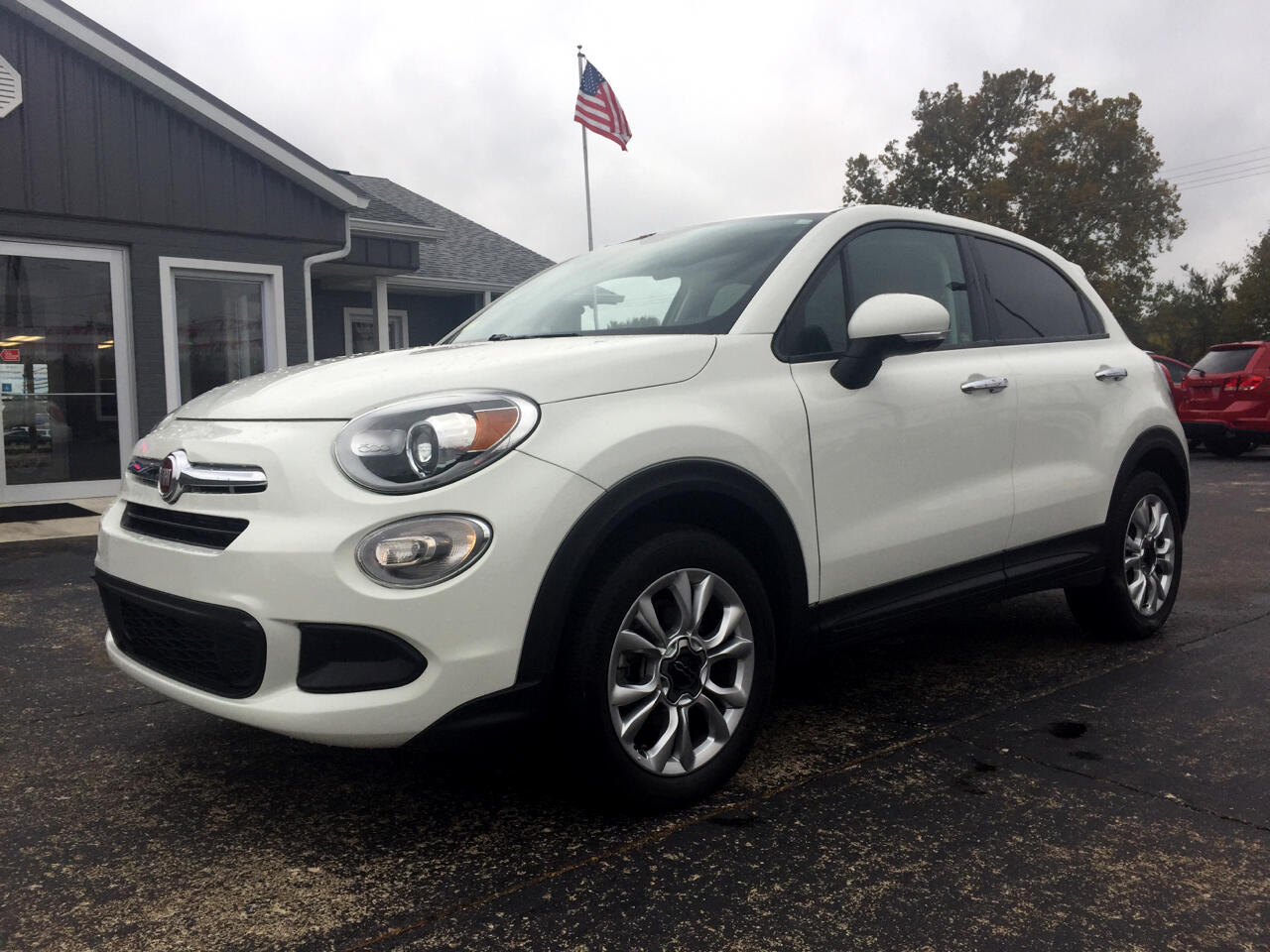 2016 Fiat 500x FWD 4dr Easy