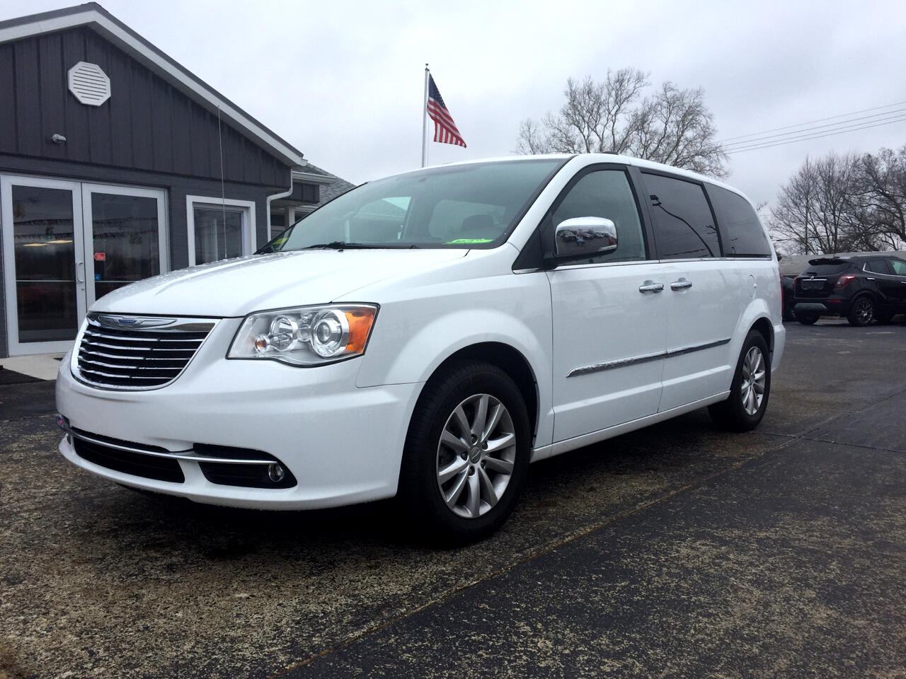 2016 Chrysler Town & Country 4dr Wgn Limited Platinum