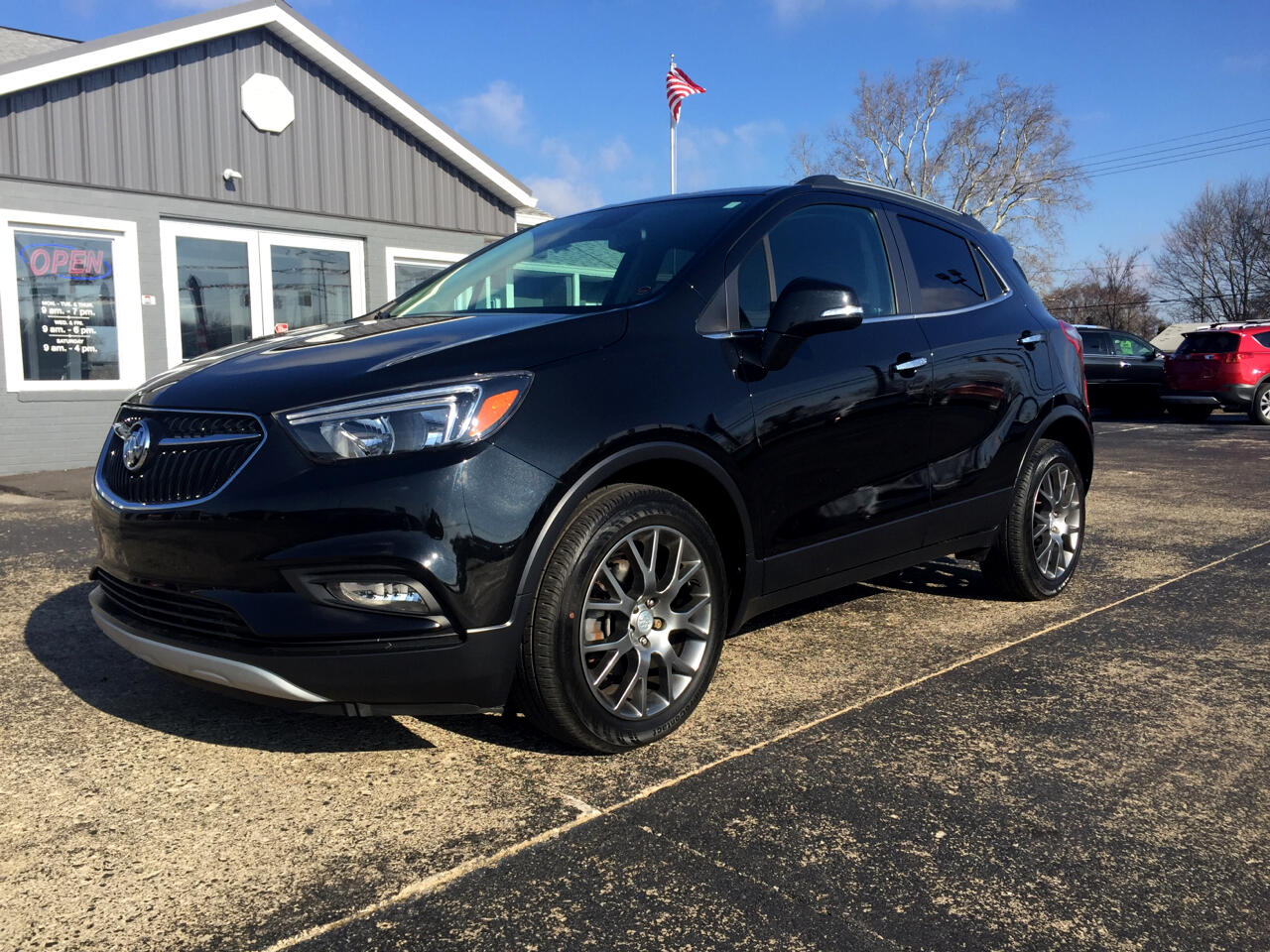 2017 Buick Encore FWD 4dr Sport Touring