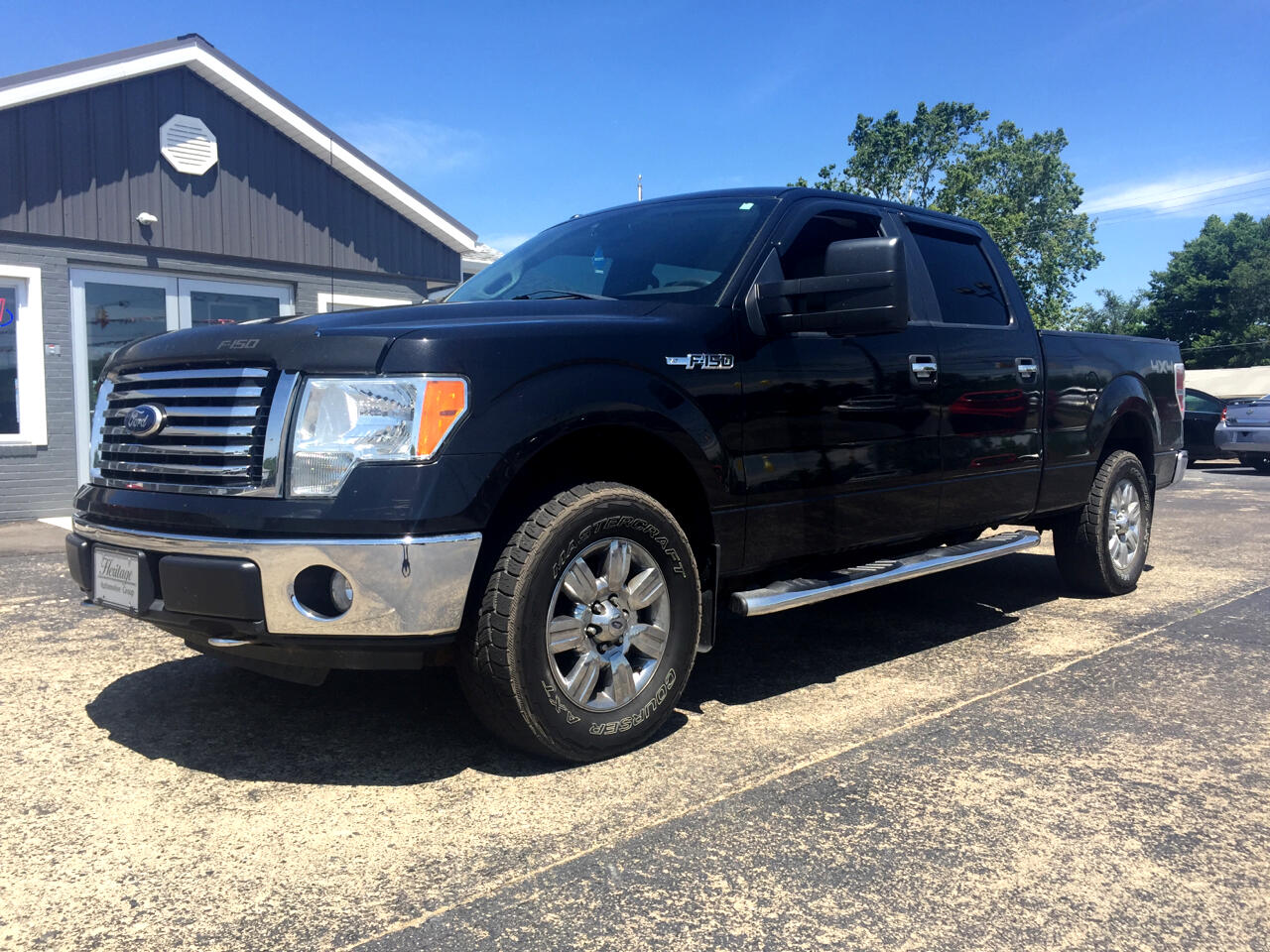 "2010 Ford F-150 4WD SuperCrew 145"" XL"