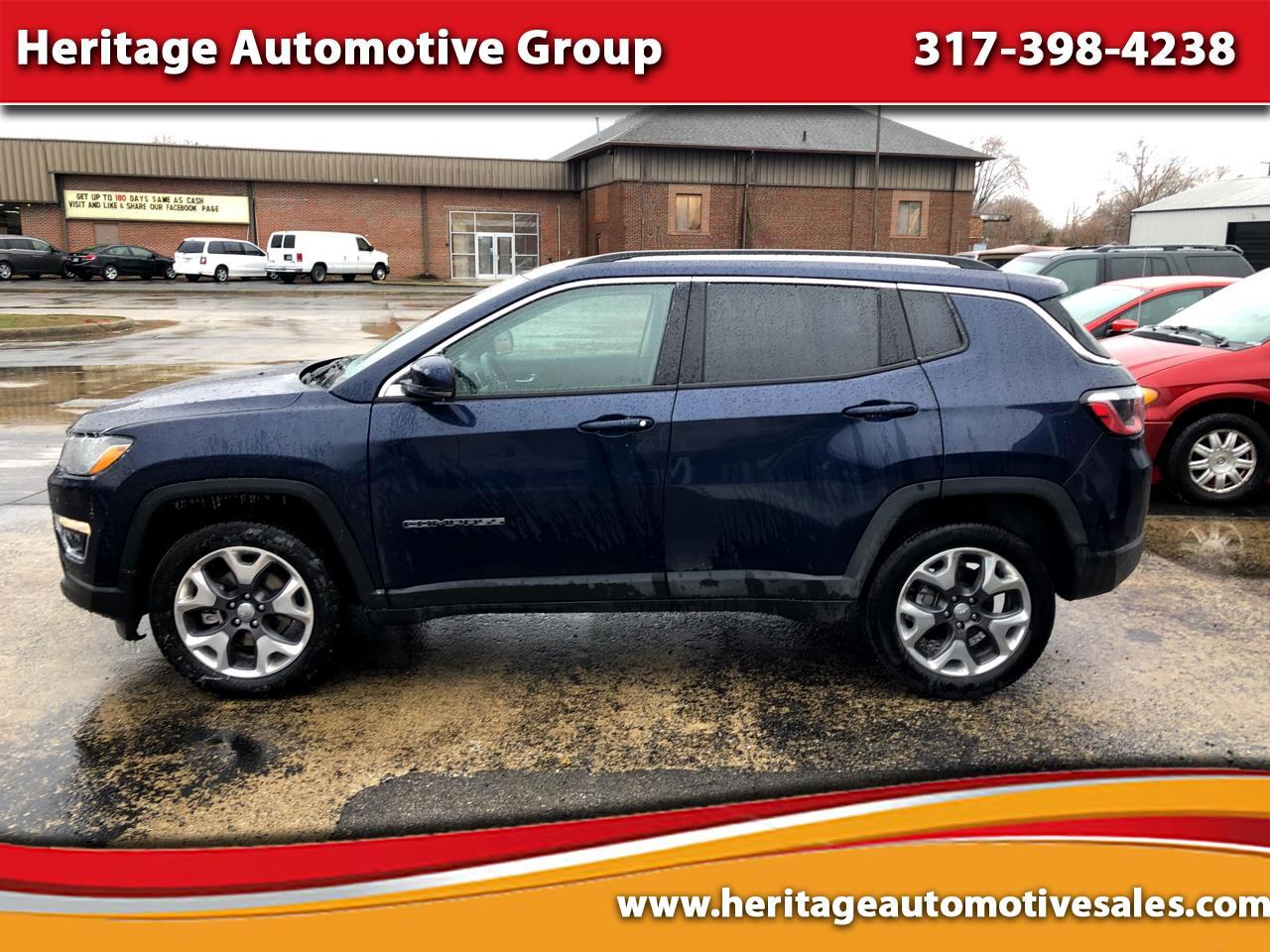 Jeep Compass Limited 4x4 2020