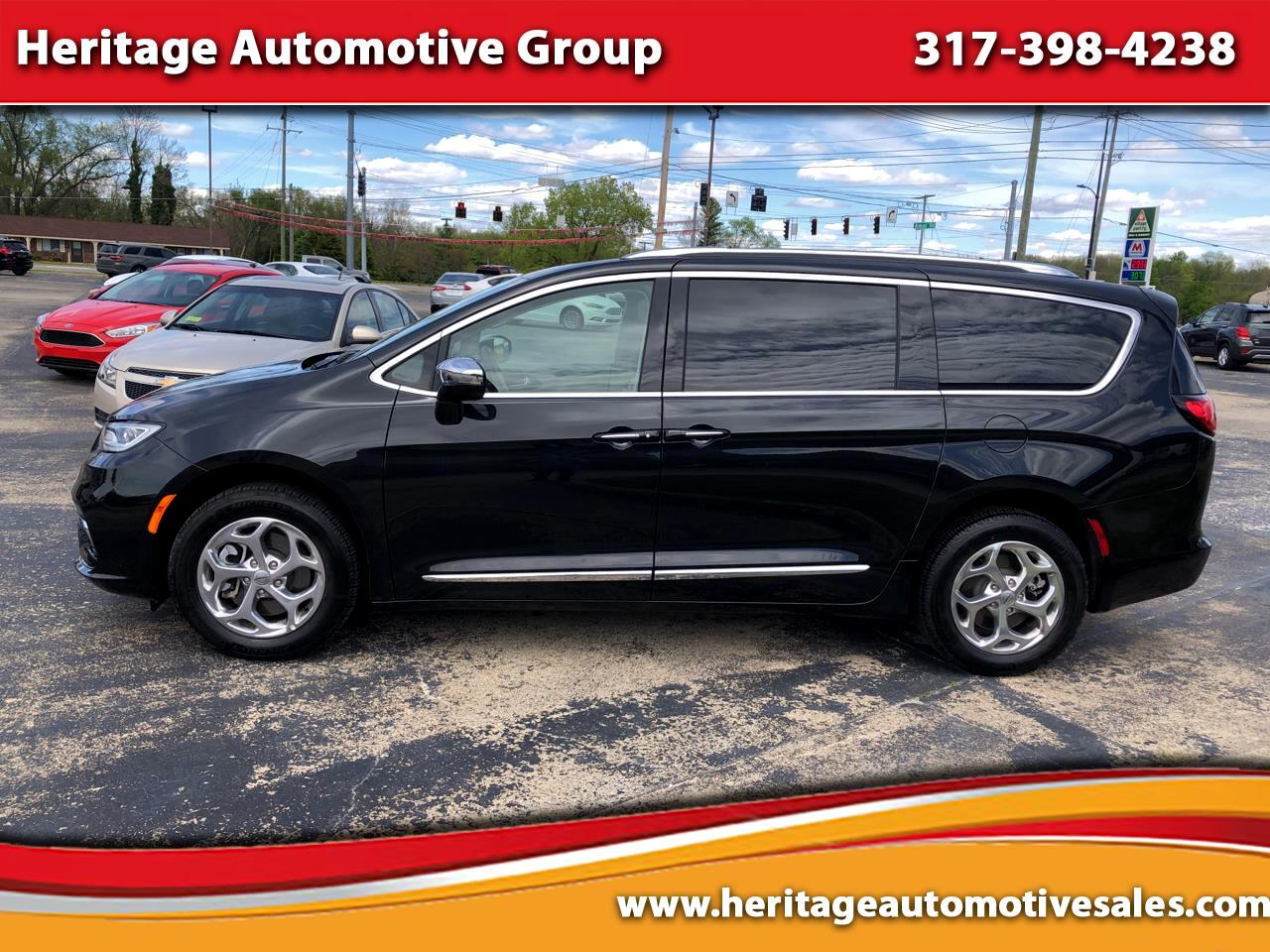 Chrysler Pacifica Limited AWD 2021
