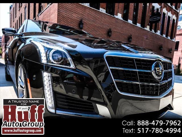 2014 Cadillac CTS 3.6L Twin Turbo Vsport Performance RWD