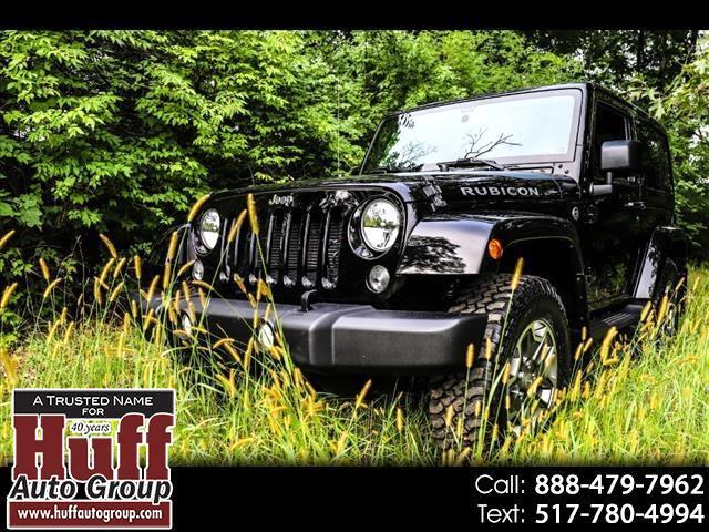2015 Jeep Wrangler 4WD 2dr Rubicon