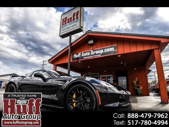 2017 Chevrolet Corvette 2dr Z06 Cpe w/3LZ