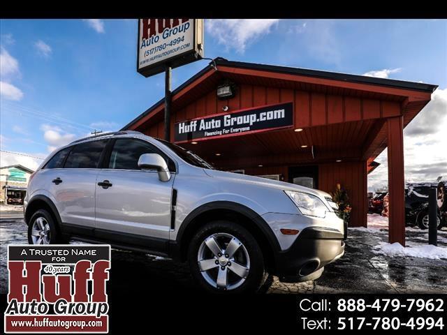 Chevrolet Captiva Sport Fleet FWD 4dr LS w/2LS 2012