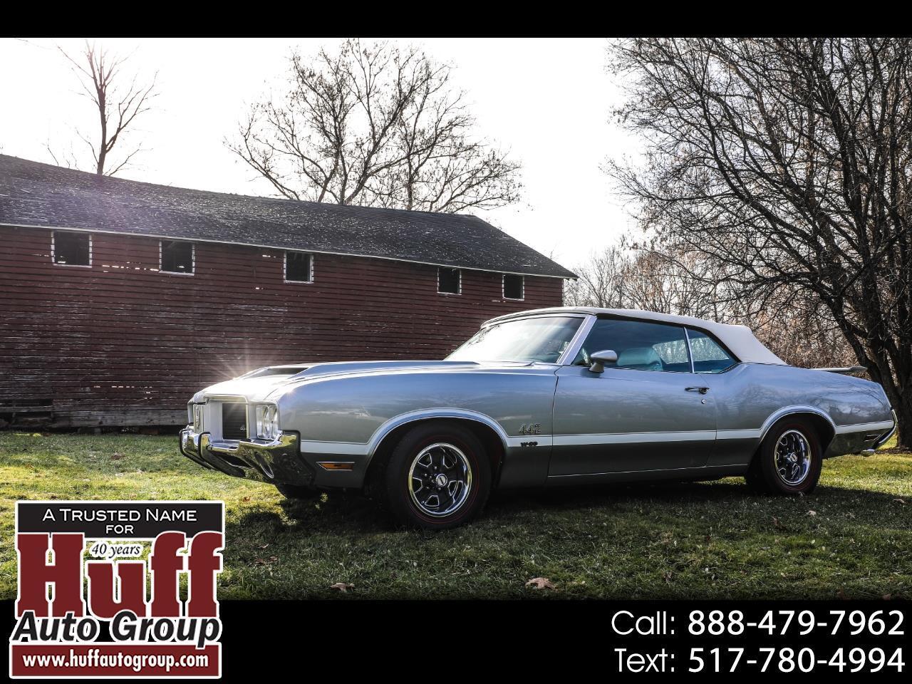 Oldsmobile 442  1971