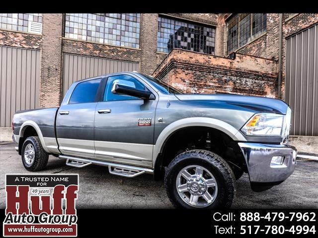"Dodge Ram 2500 4WD Crew Cab 149"" Laramie *Ltd Avail* 2010"