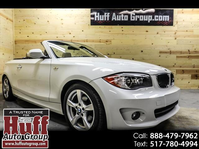 BMW 1 Series 2dr Conv 128i 2013