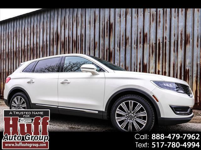 Lincoln MKX AWD 4dr Black Label 2016