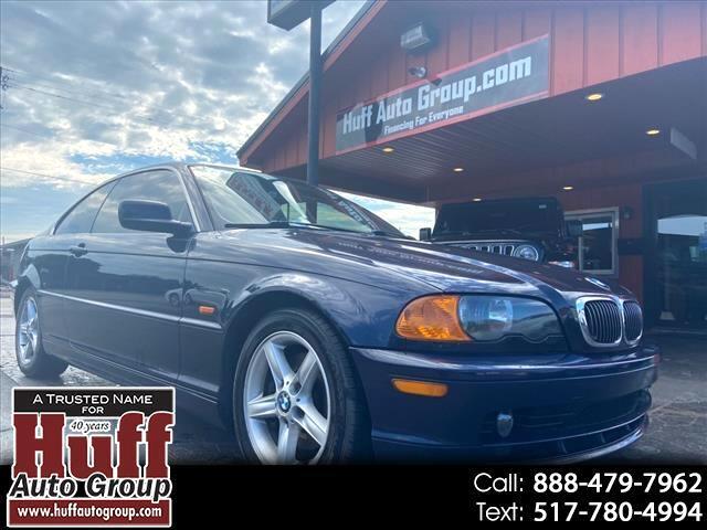 BMW 3 Series 325Ci 2dr Cpe 2001