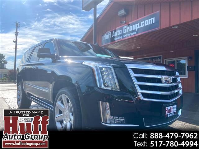 Cadillac Escalade 4WD 4dr Premium Collection 2016