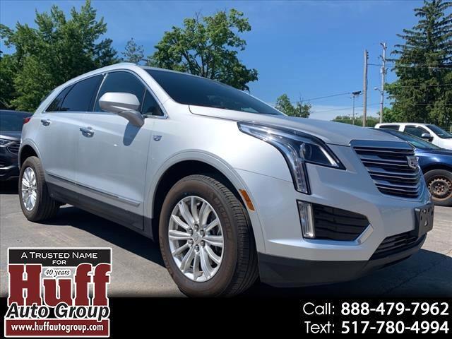 Cadillac XT5 FWD 4dr 2018