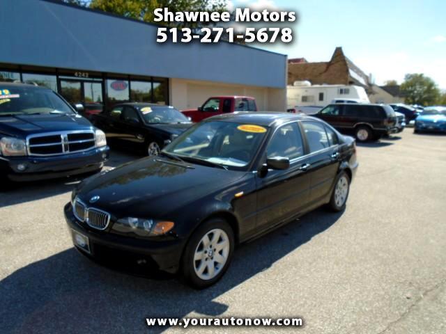2004 BMW 325 XI