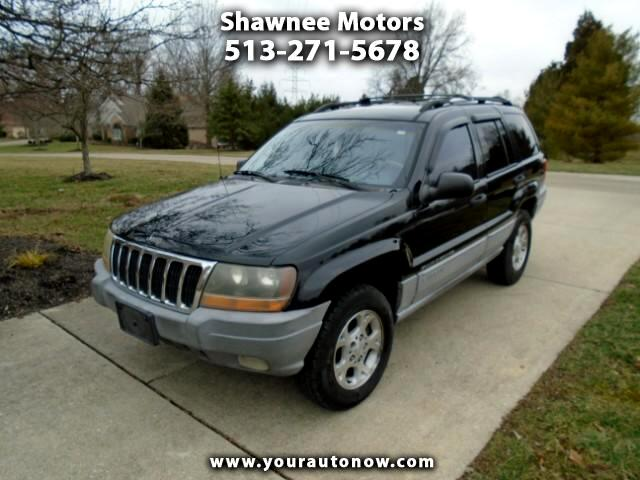 2000 Jeep Grand Cherokee Laredo 2WD