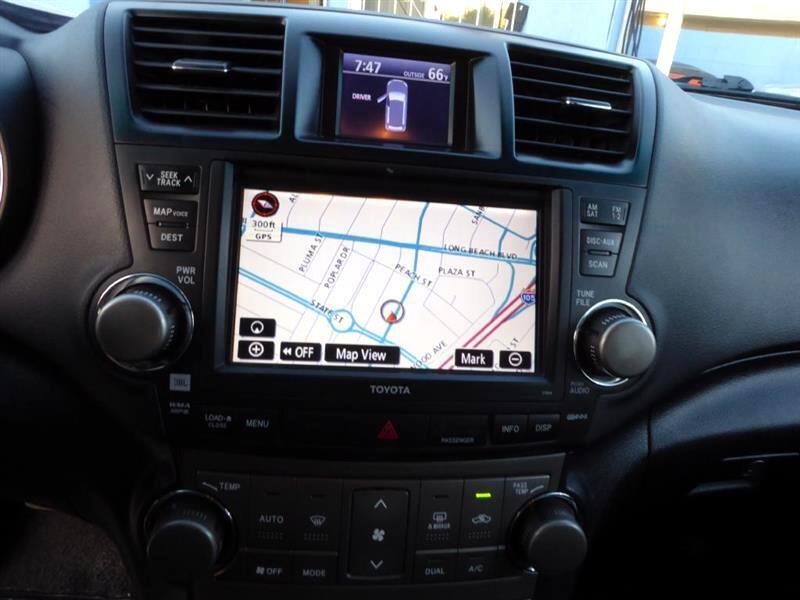 2008 Toyota Highlander Sport 2WD