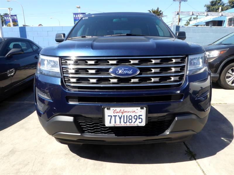 2016 Ford Explorer Base 4WD