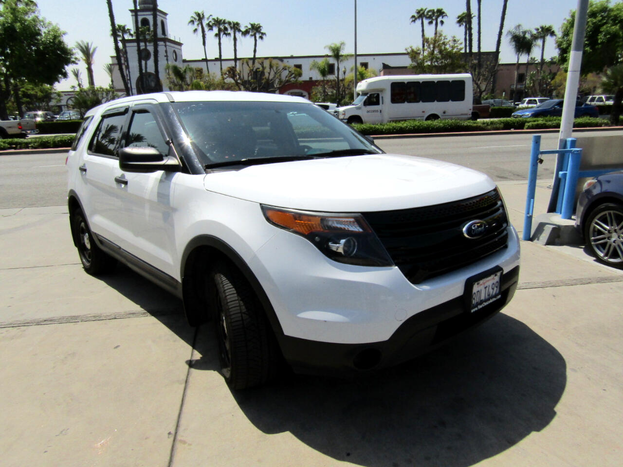 Ford Explorer Police 4WD 2014