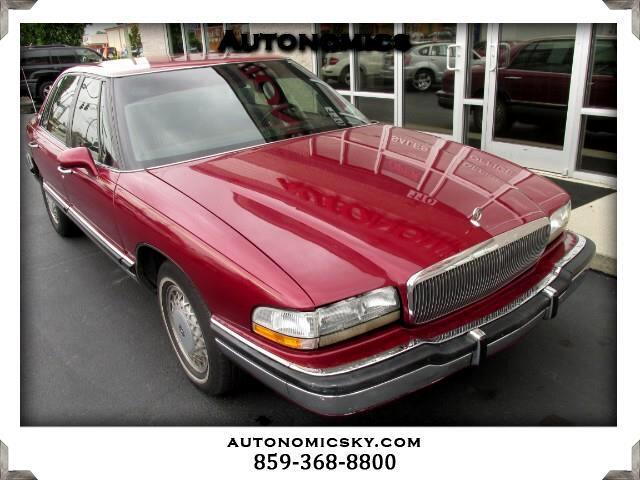 1991 Buick Park Avenue Sedan