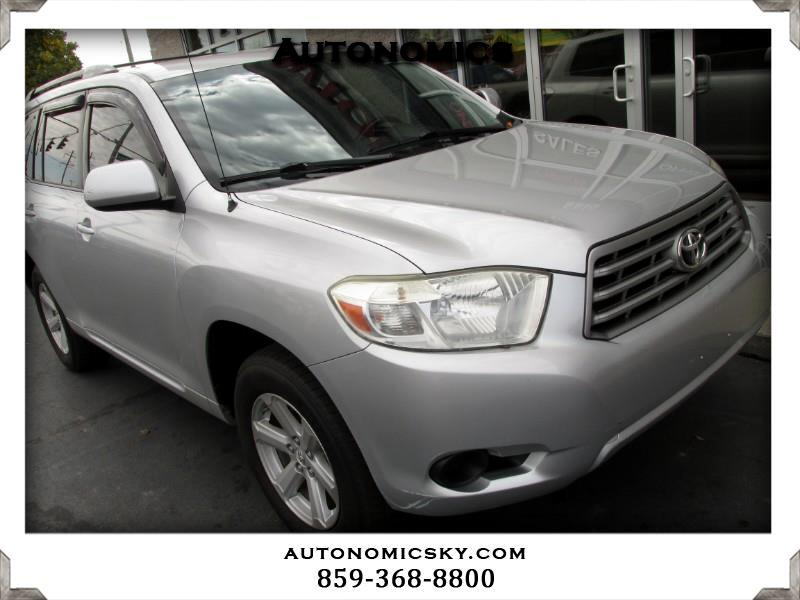 2010 Toyota Highlander Base 2WD I4