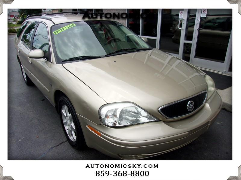 2001 Mercury Sable Wagon LS Premium