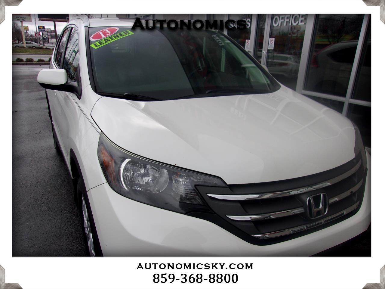 Honda CR-V EX-L 4WD 5-Speed AT 2013