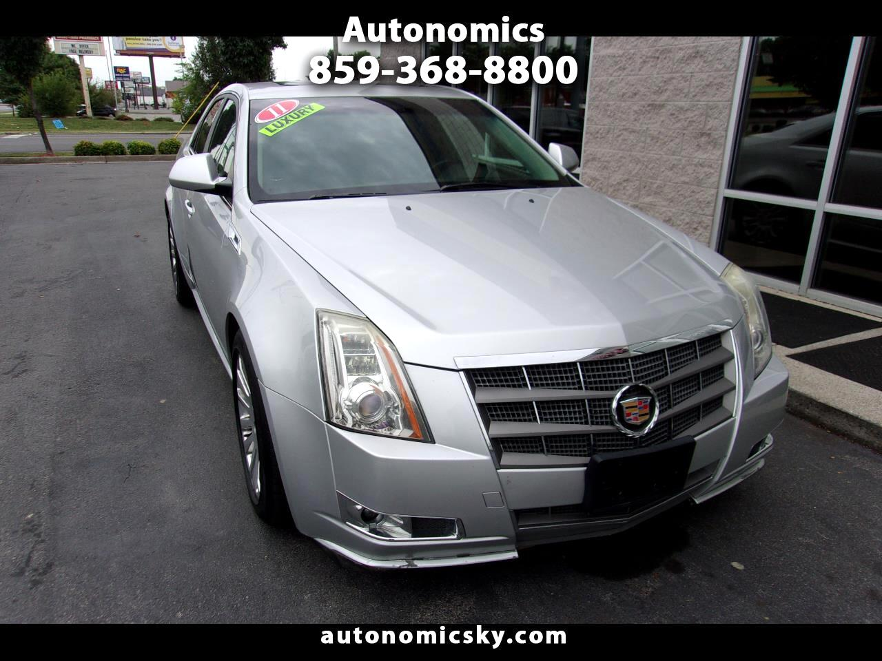 Cadillac CTS Sedan 4dr Sdn 3.6L Performance AWD 2011