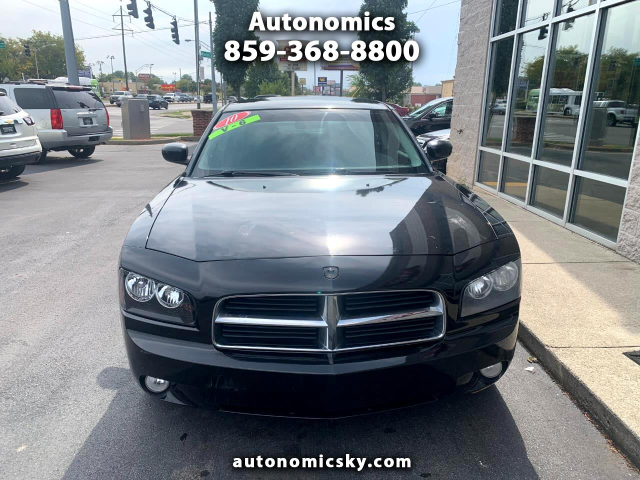 Dodge Charger 4dr Sdn SXT RWD 2010
